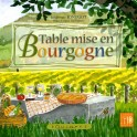 Table mise en Bourgogne