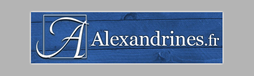 Alexandrines Editions